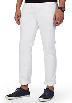 Nautica Tapered Natural Denim Jean Pants