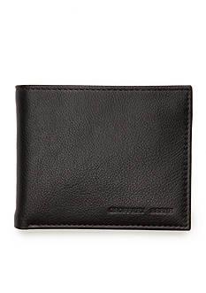 Geoffrey Beene Hamilton Passcase Billfold Wallet