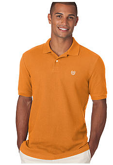 Chaps Big & Tall Pique Polo Knit