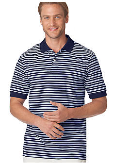Chaps Multi Stripe Polo