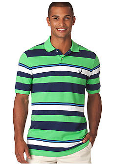 Chaps Port Royal Multi Stripe Polo