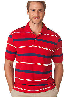 Chaps Ocean View Stripe Polo