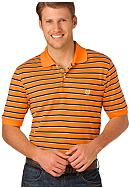 Chaps Early Spring Stripe Polo