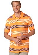 Chaps Sea Island 125th Stripe Polo