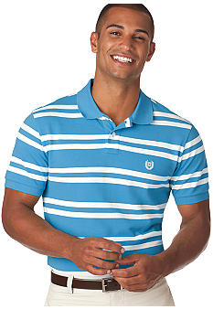 Chaps Custom Fit Georgetown Stripe Polo