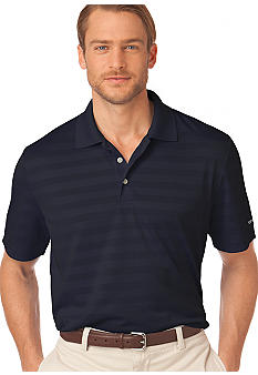 Chaps Big & Tall Performance Texture Solid Polo