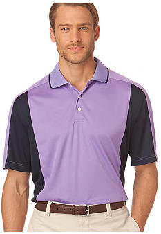 Chaps Torrey Pines Block Performance Polo