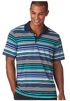 Chaps Golf Masters Multi Stripe Polo