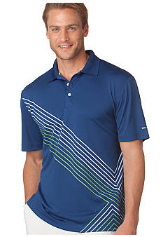 Chaps Golf Clubhouse Printed Polo