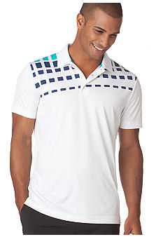 Chaps Golf Sand Trap Printed Polo