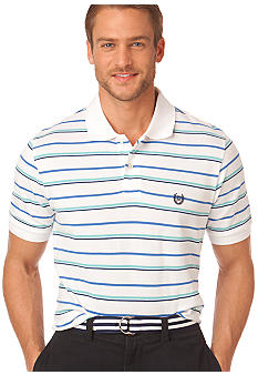 Chaps Sandy Bay Stripe Polo