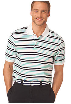 Chaps Ocean Spray Stripe Polo