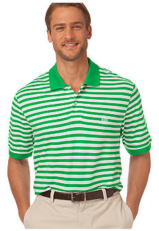Chaps Big & Tall Jamaica Cove Stripe Polo
