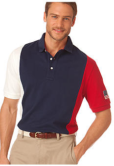Chaps Star Spangled Banner Polo