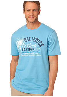 Chaps Palm Tree Cove Tee