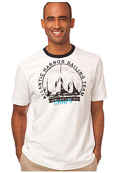 Chaps Atlantic Harbor Tee