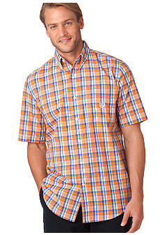 Chaps Big & Tall Edisto Plaid Shirt