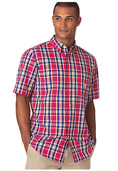Chaps Ossabow Plaid Shirt