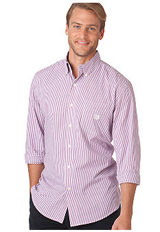 Chaps Golden Isles Stripe Shirt