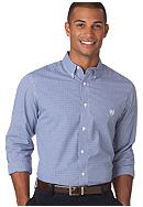 Chaps Custom Fit Chatham Gingham Shirt