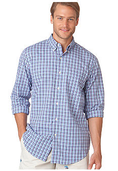 Chaps Osprey Mini Check Shirt