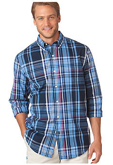 Chaps Seabrook Plaid Shirt