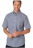 Chaps Gullah Sea Gingham Shirt