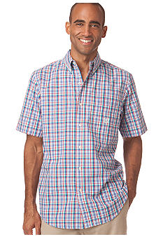 Chaps Seawind Beach Plaid Shirt