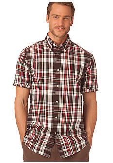 Chaps Habanero Plaid Shirt