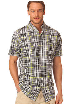 Chaps Explorer Yucatan Plaid Shirt