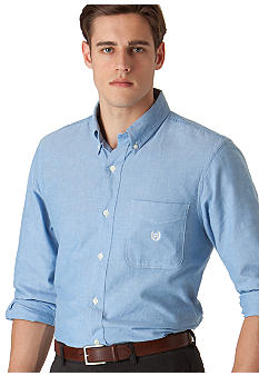 Chaps Long Sleeve Oxford
