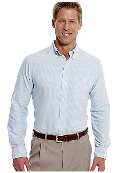 Chaps Big & Tall Oxford Woven Shirt