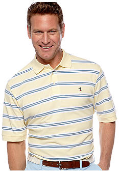 Duck Head Classic Feed Stripe Pique Polo