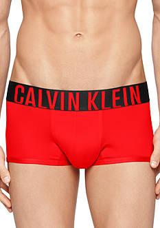 Calvin Klein Men's Power Microfiber Low Rise Trunks