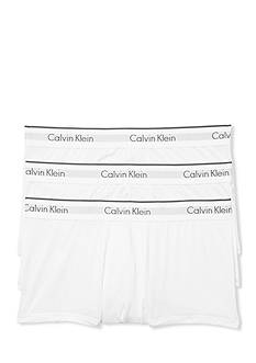 Calvin Klein Men's Low Rise Trunks - 3 Pack