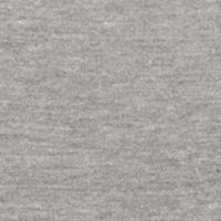 Men's Undershirts: Gray Heather Calvin Klein Liquid Luxe Short Sleeve V-Neck Lounge Tee
