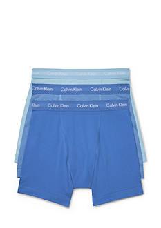 Calvin Klein Cotton Stretch Boxer Briefs - 3 Pack