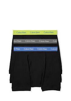Calvin Klein Classic Boxer Briefs - 3 Pack