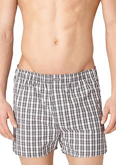 Calvin Klein Woven Boxers - 3 Pack