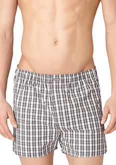 Calvin Klein Woven Boxers - 3 Pack
