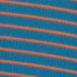 Men: Calvin Klein Designer: Seaport & Vibrant Orange Stripe Calvin Klein Steel Micro Low Rise Trunks