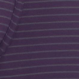 Young Men: Calvin Klein Underwear: Dark Violet/Nine Iron Stripe Calvin Klein Steel Micro Low Rise Trunks