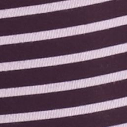 Young Men: Calvin Klein Underwear: Dark Violet/White Stripe Calvin Klein Steel Micro Boxer Briefs
