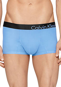 Calvin Klein Bold Microfiber Low Rise Trunks
