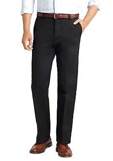 IZOD Wrinkle-Free American Chino Straight Fit Chino Pants