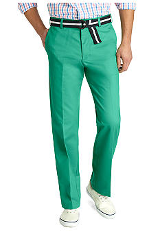 Izod Straight Fit Fashion Twill Pants
