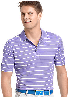 Izod Golf Feeder Stripe Polo