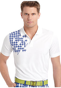 Izod Golf Printed Polo