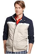Izod Colorblock Barracuda Jacket