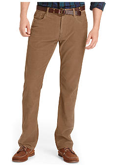 Izod Saltwater Straight Fit Corduroy Pants